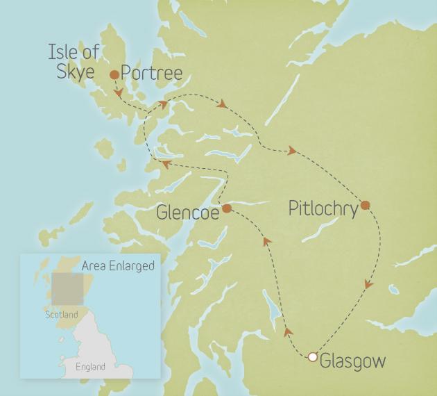 Scotland: The Highlands & the Isle of Skye 1