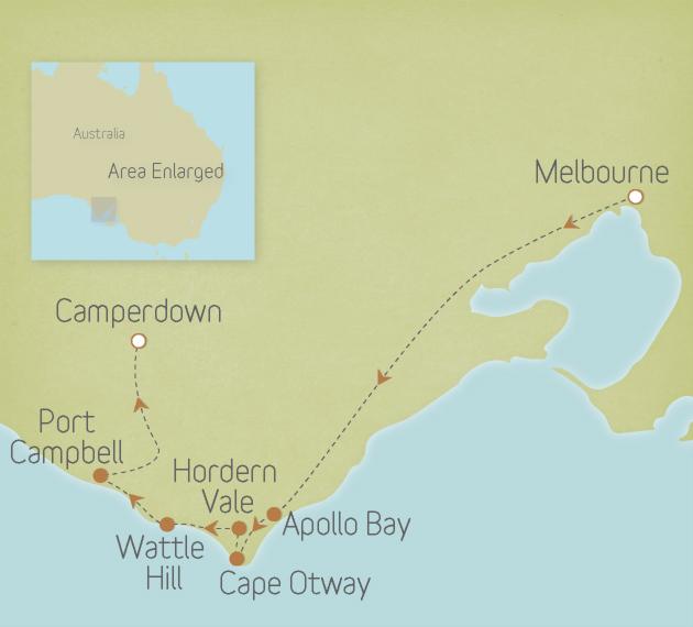 Australia: The Great Ocean Walk