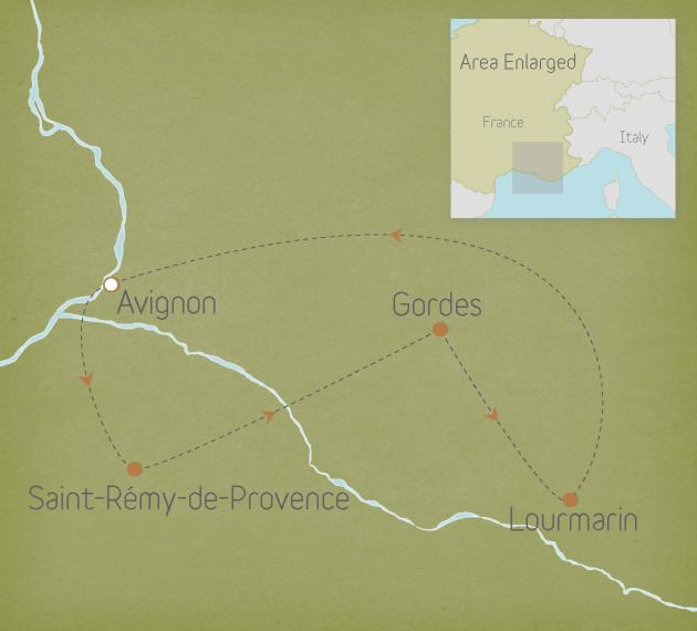 France: Provence & St. Rémy