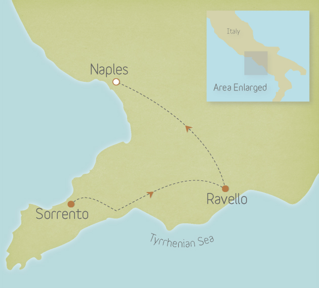 Italy: The Amalfi Coast