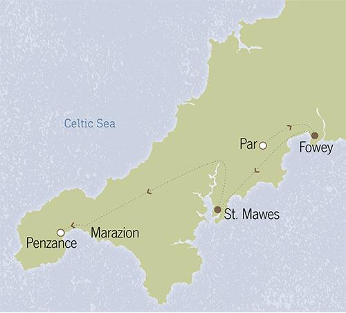 England: The Cornwall Coast 5