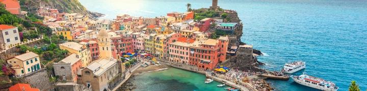 Italy: Portofino & Cinque Terre 3