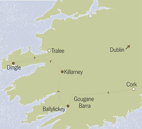 Ireland: Cork & Kerry 2