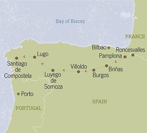 Spain: Camino de Santiago 3