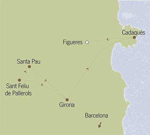 Spain: Catalonia & the Costa Brava 4