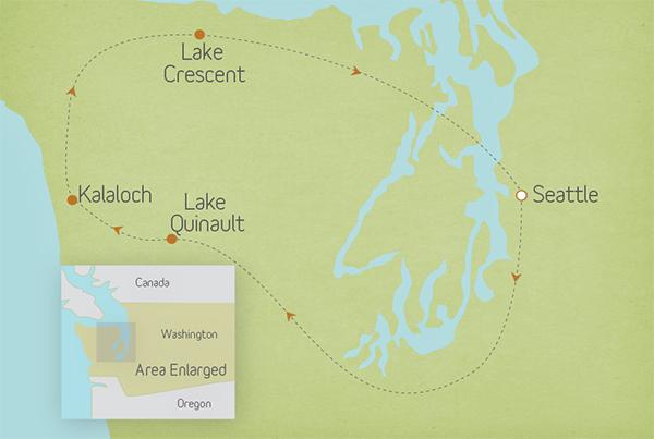 Washington: Olympic Peninsula 2