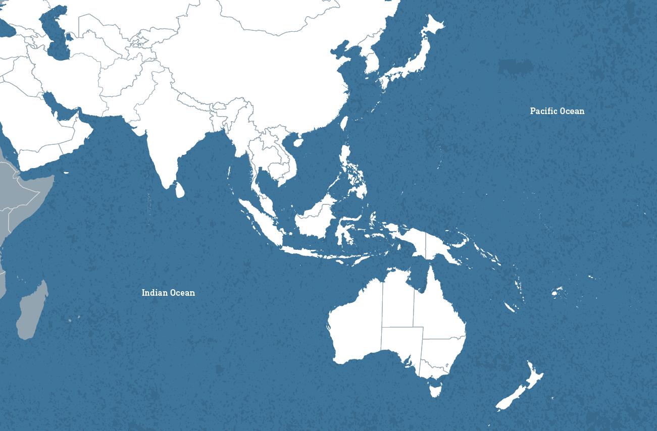 Asia & Oceania 1