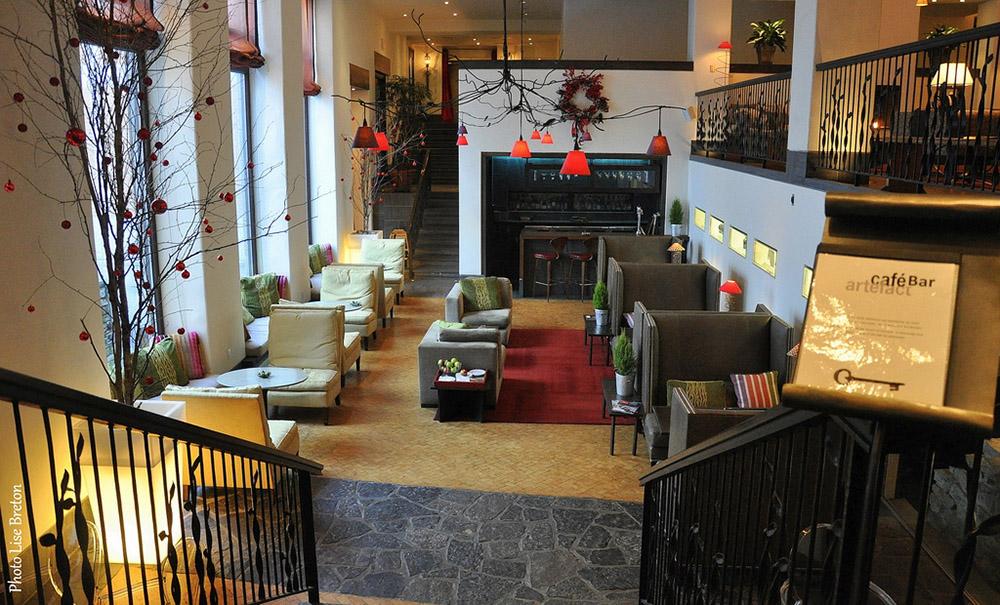Auberge Saint Antoine Bar