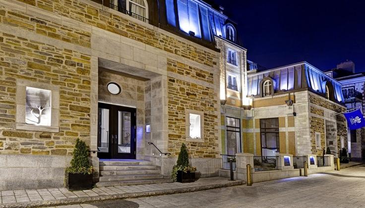 Auberge Saint Antoine Exterior