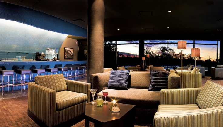 black rock resort lounge