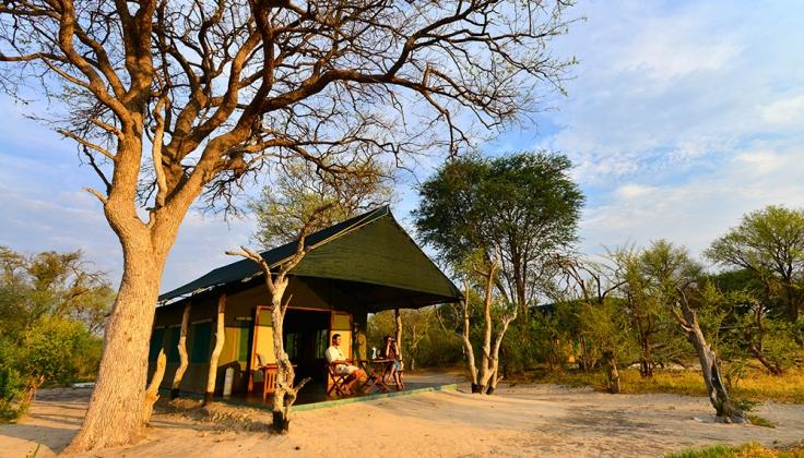 Bomani Tented Lodge, Zimbabwe