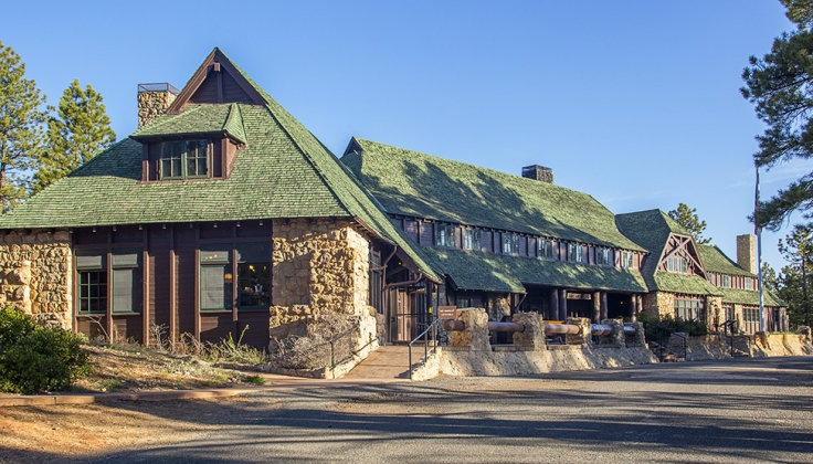 bryce Canyon Lodge Exterior