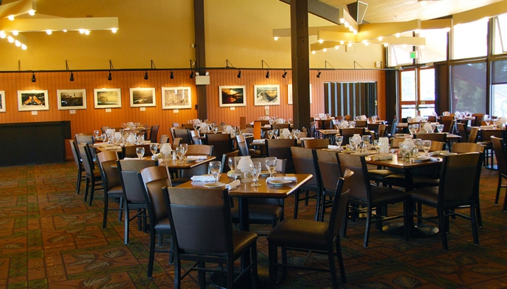 Canyon Lodge restaurant