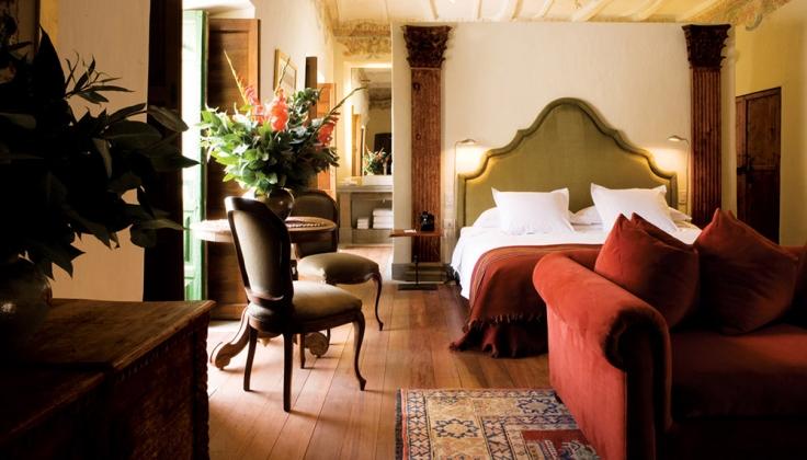 Casa Andina bedroom