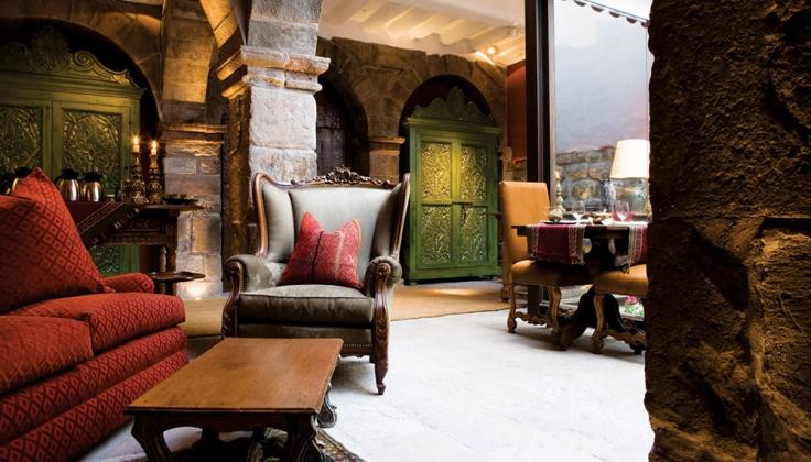 Casa Andina Cusco Lobby