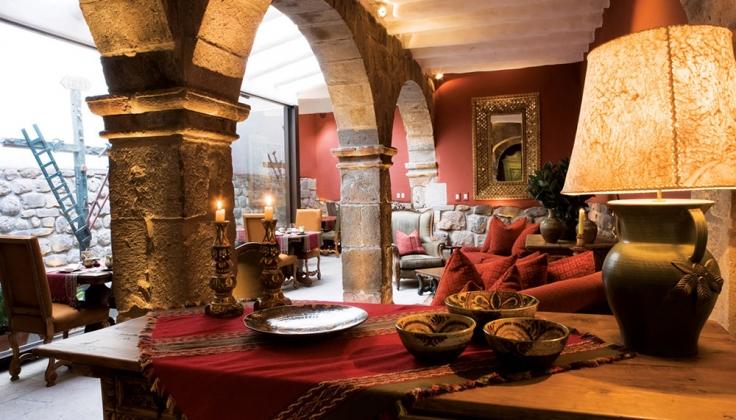 Casa Andina Cusco dining