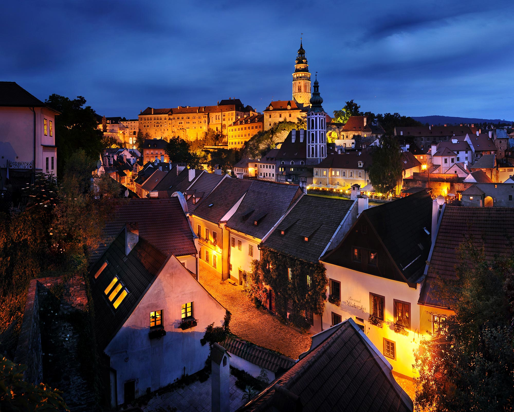 The Charming and magical Czech Republic