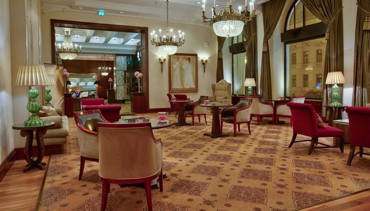 Hotel Esplanade lounge