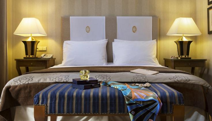 Esplanade Zagreb Hotel room