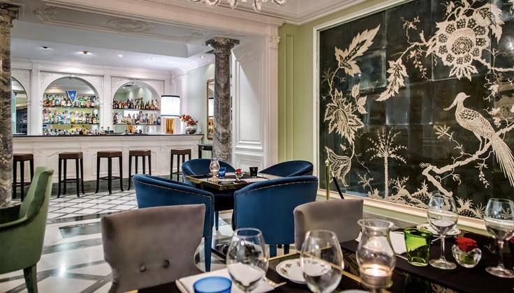 Grand Hotel Santa Lucia Lounge