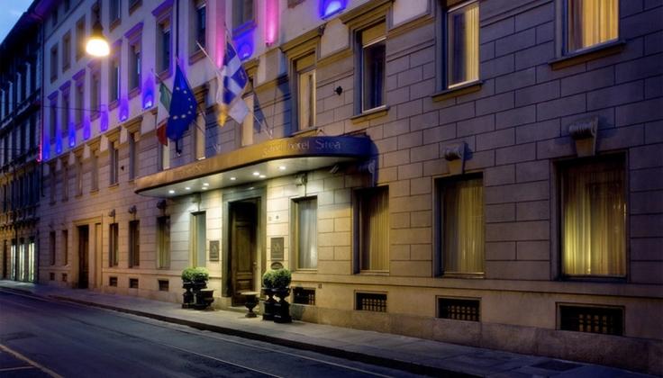 Grand Hotel Sitea Exterior