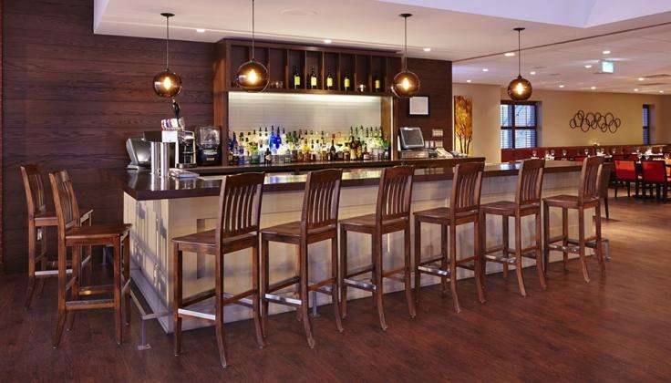 HIlton Saint John Hotel pub