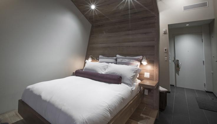 Hotel Le Germain Charlevoix bedroom