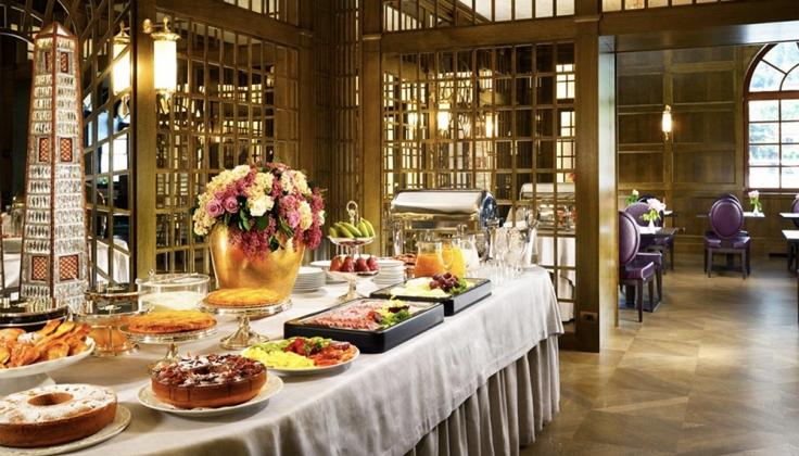 Hotel Balestri Dining