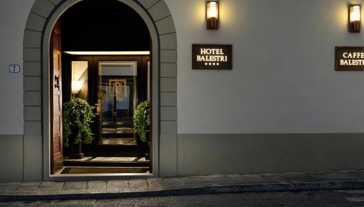Hotel Balestri Exterior