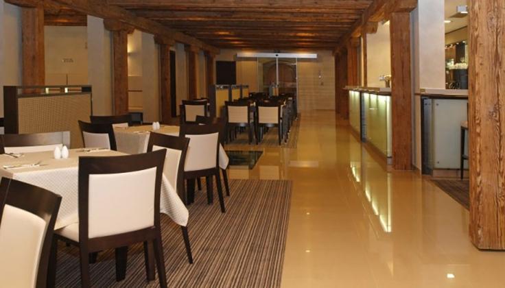 Hotel Budweis Restaurant