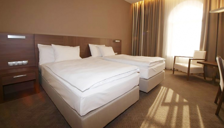 Hotel Budweis Room