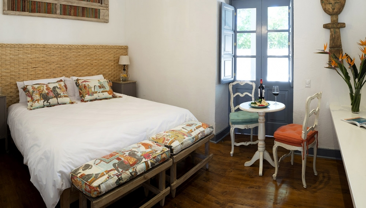 Hotel Noi Blend Bedroom