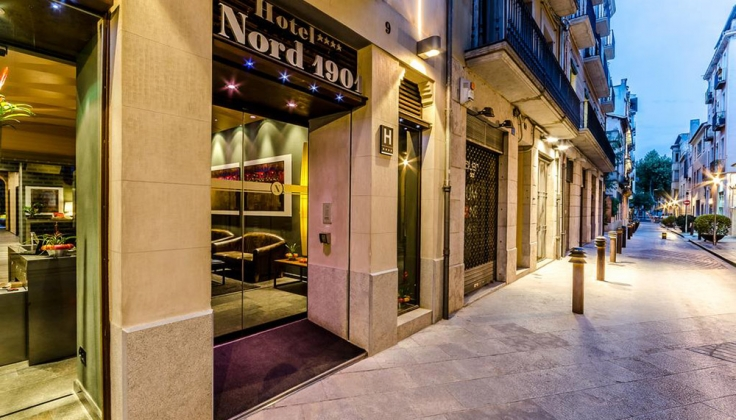 hotel nord exterior