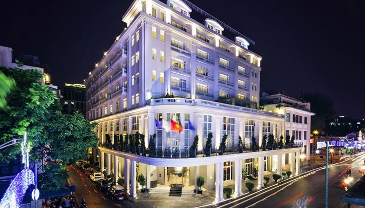 Hotel L'Opera exterior