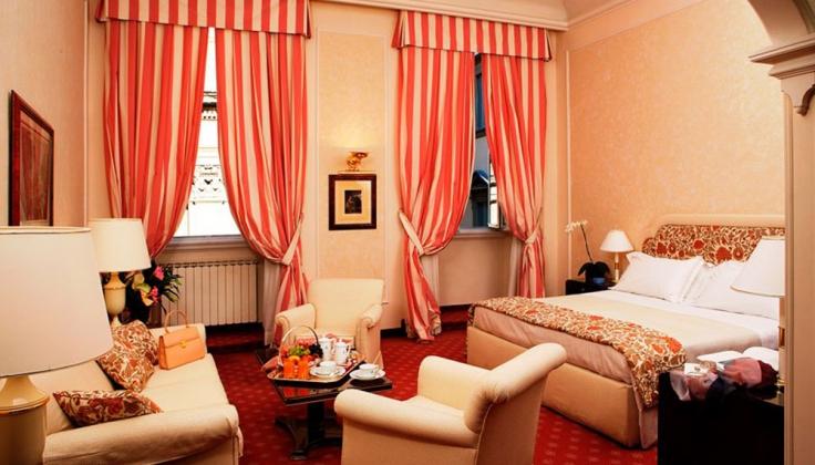 Hotel delaville guestroom