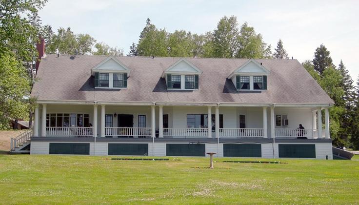 Hubbard Cottage exterior