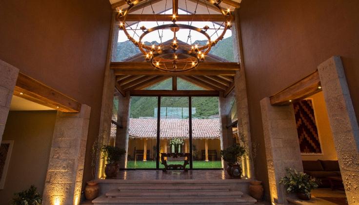Inkaterra Hacienda Urubamba interior view