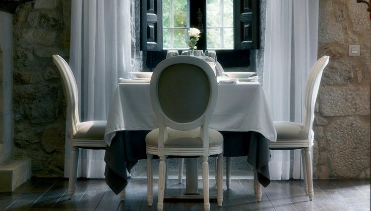 Iriarte Jauregia Hotel dining