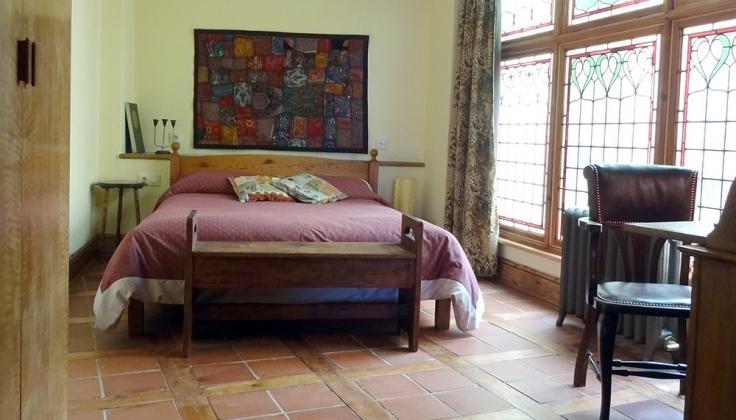 La Flamenca Inn bedroom