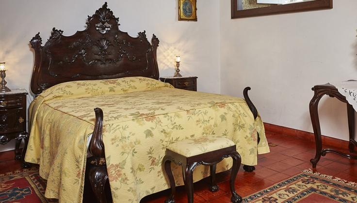 Paco de Calheiros bedroom