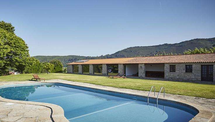 Paco de Calheiros pool