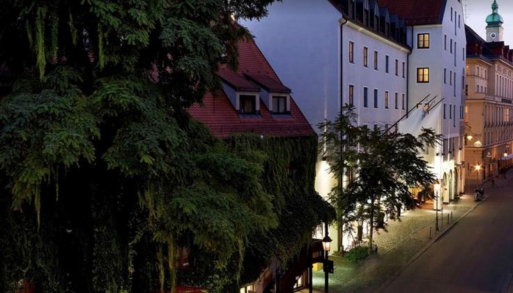 Platzl Hotel Munich Exterior
