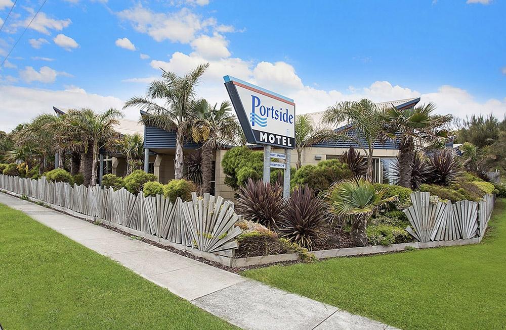 Portside Motel exterior