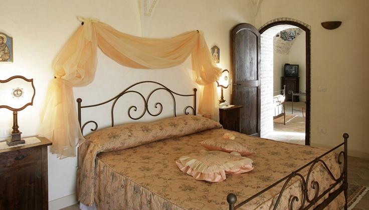 San Crispino Residenza Epoca bedroom