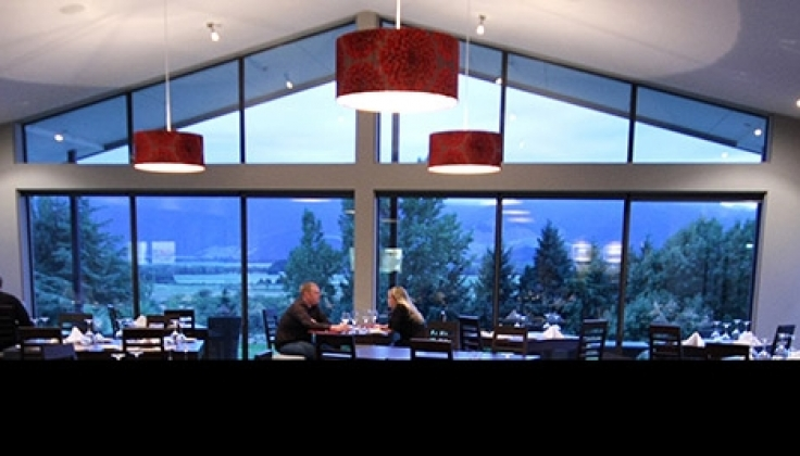 Braemar Lodge and Spa dining