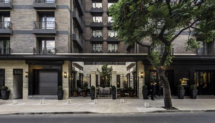 The Singular Hotel Exterior