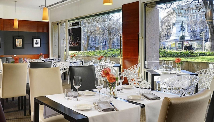 hotel cusani restaurant