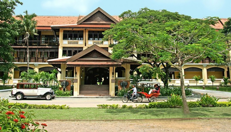 Victoria Angkor Resort Exterior