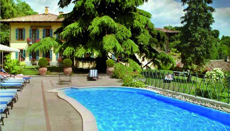 Hotel Villa Beccaris exterior pool