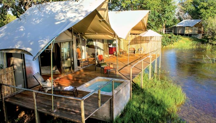 Zambezi Sands River Camp exterior